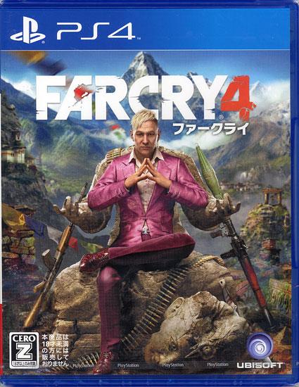 Far Cry 4 [PS4] ���i�摜
