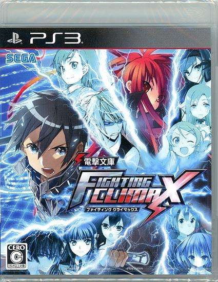 �d������ FIGHTING CLIMAX(�t�@�C�e�B���O �N���C�}�b�N�X) [PS3]