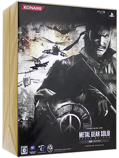 METAL GEAR SOLID PEACE WALKER HD EDITION [プレミアムパッケージ] [PS3]