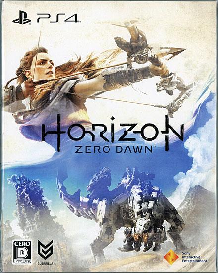 Horizon Zero Dawn [初回限定版]