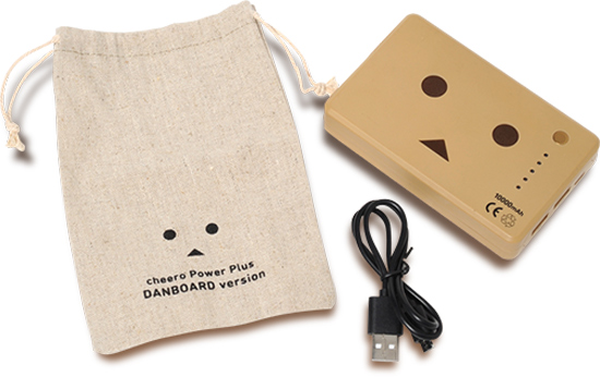 cheero Power Plus DANBOARD version CHE-046