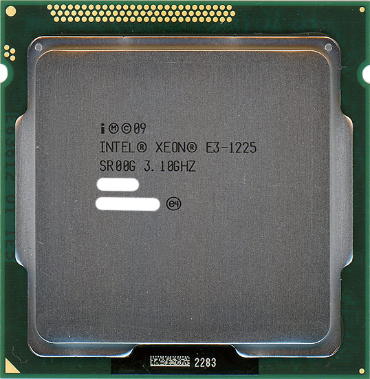 Xeon E3-1225 �o���N