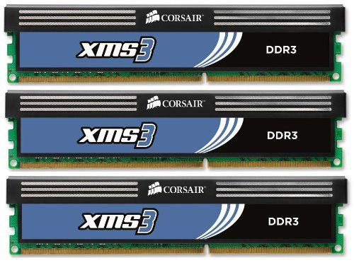CMX6GX3M3A1333C9 [DDR3 PC3-10600 2GB 3枚組]