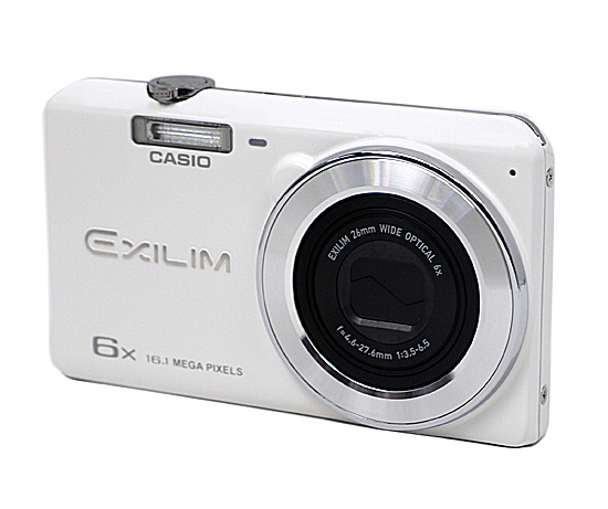 EXILIM EX-Z780WE [�z���C�g]
