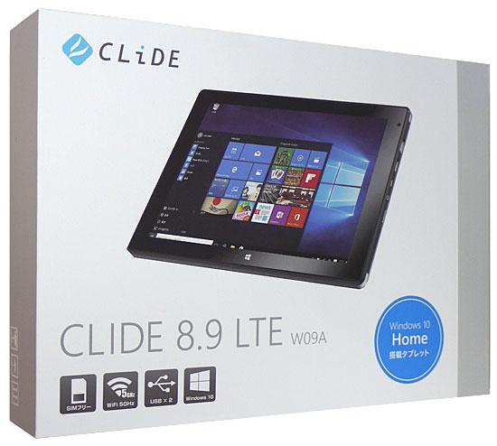 CLIDE 8.9 Home LTE W09A-W10HBK SIMフリー
