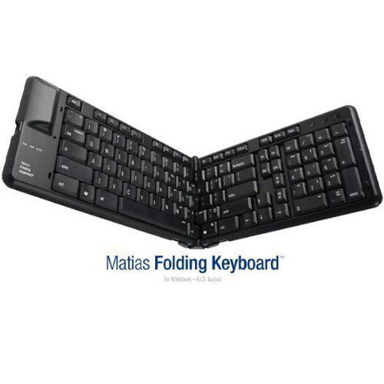 Matias Bluetooth Folding Keyboard for PC - Wireless JIS Layout FK305-JP