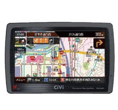 CiVi Personal Navigation DTN-X601