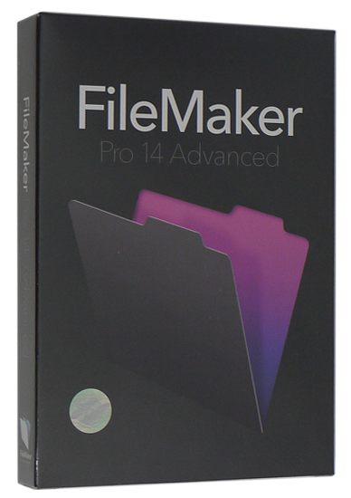 FileMaker Pro 14 Advanced ���i�摜