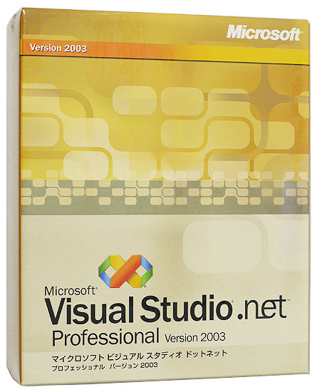 Visual Studio .NET Professional 2003 ��{���