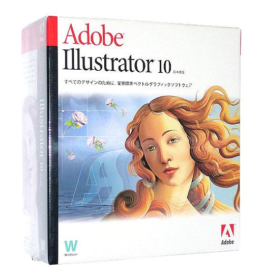 Illustrator 10��{���
