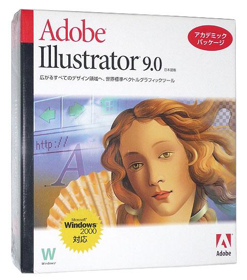 Illustrator 9.0J �A�J�f�~�b�N��
