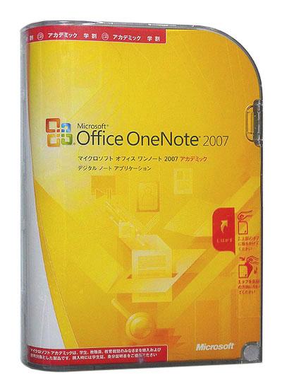 Office OneNote 2007 �A�J�f�~�b�N��