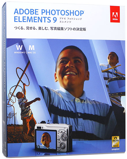 Adobe Photoshop Elements 9 ��{��� [Windows��/Mac OS��]