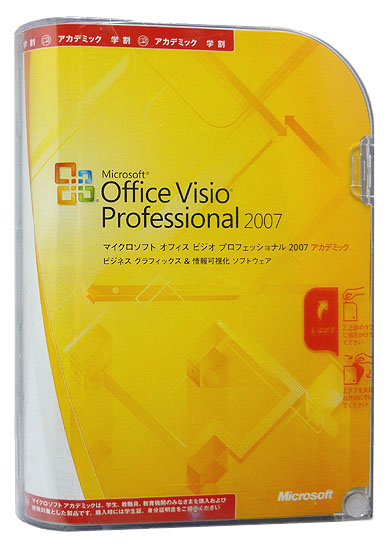Office Visio Professional 2007 �A�J�f�~�b�N��