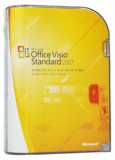 Office Visio Standard 2007