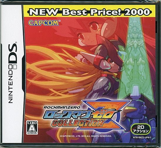 カプコン ロックマンゼロ コレクション [NEW Best Price! 2000]