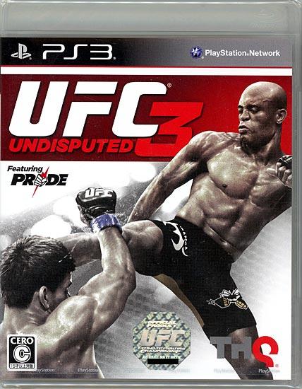 UFC Undisputed 3 [PS3]