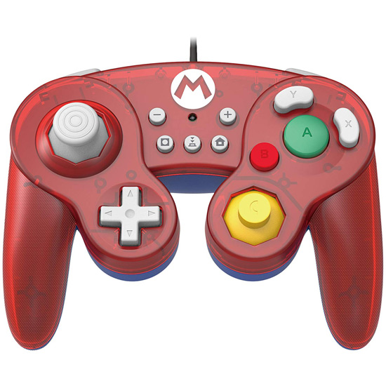 クラシックコントローラー for Nintendo Switch NSW-107 [スーパーマリオ]