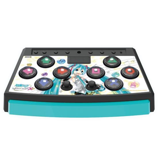 初音ミク - Project DIVA - X HD 専用ミニコントローラー for PlayStation4 PS4-061