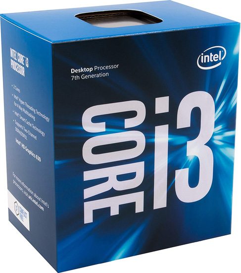 Core i3 7320 BOX