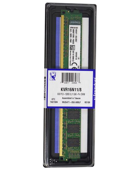 KVR16N11/8 [DDR3 PC3-12800 8GB]