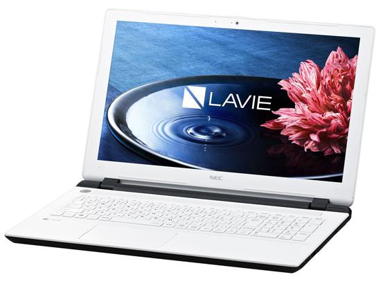 LAVIE Note Standard NS100/F1W-P4 PC-NS100F1W-P4