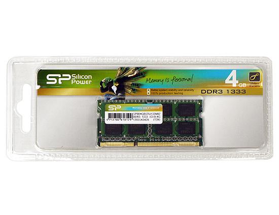 SP004GBSTU133V02 [SODIMM DDR3 PC3-10600 4GB]