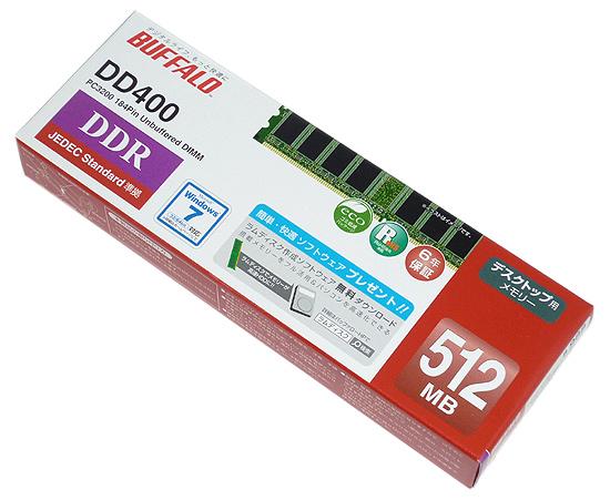 DD400-512M (DDR PC3200 512MB)
